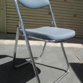 オカムラ折り椅子 (3)