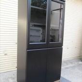 KOKUYO 木製ガラス両開き (8)