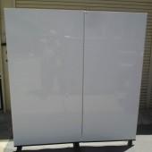 ホワイトボードスクリーン 2連 (2)
