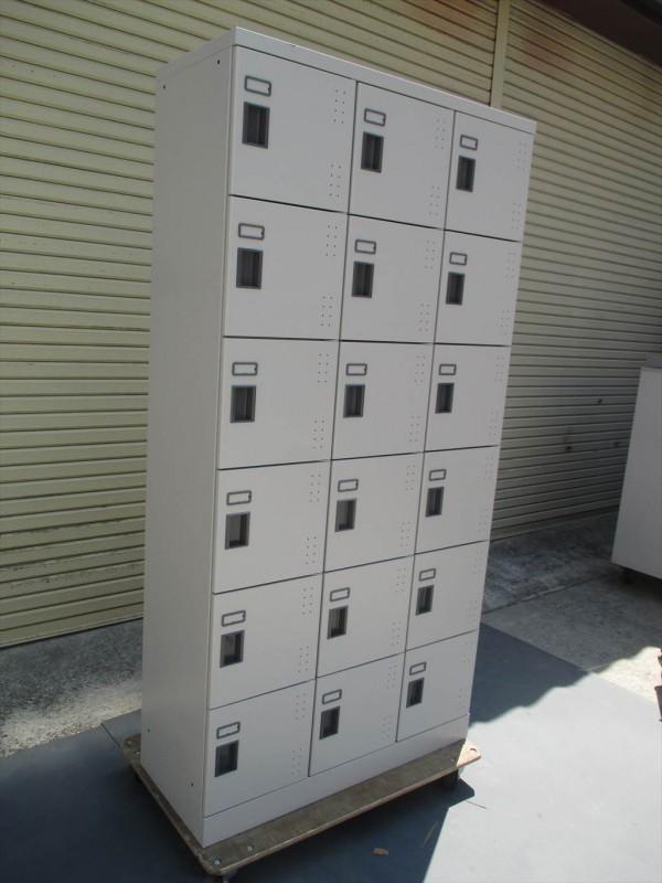 18人用ロッカー (2)